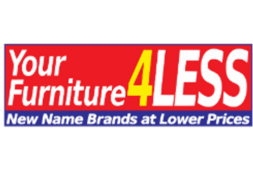 Your Furniture 4 Less logo