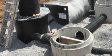 Aqua-Swirl Stormwater Treatment System