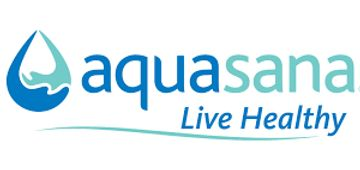 Aquasana water purifiers and filters.