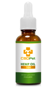 CBDPet premium hemp oil for pets. CBDPet contains concentrated cannabidiol (CBD) oil.