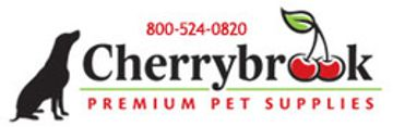 Cherrybrook premium pet food and supplies.