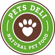 Pets Deli raw dog food. No additives, preservatives or animal by-products..