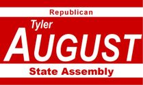 Tyler August for State Assembly
