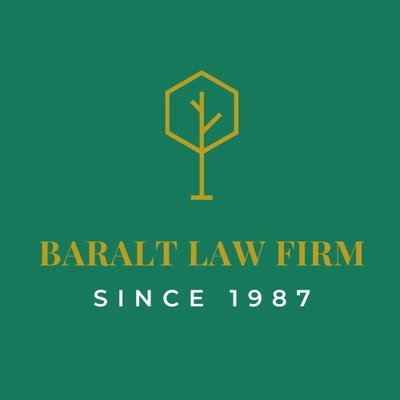 BARALT LAW FIRM 504-833-3309