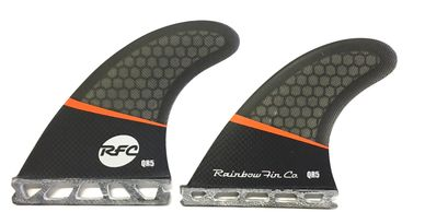 Rainbow Fin Quad R5  procore with carbon