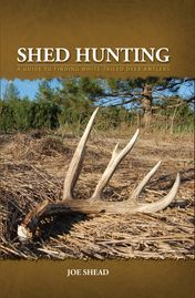 shed hunting, antler, deer, deer antler, horn hunting, white-tailed deer, hunting, shed hunting book