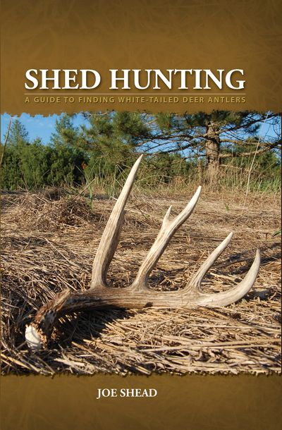 Shed Hunting: A Guide to Finding White-tailed Deer Antlers by Joe Shead