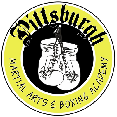kickboxing muay thai boxing in pittsburgh north huntingdon logo
