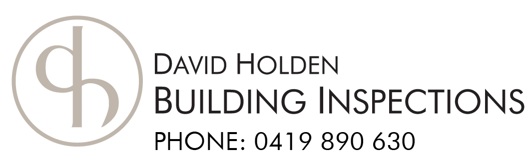 David Holden Building Inspections   0419 890 630