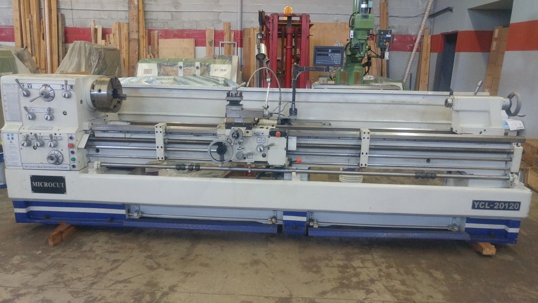 used Microcut special sale price lathe YCL-20120