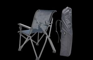 YETI Trailhead Camp Chair available at SeaCoast Sports and Outfitters. Johns Island, Seabrook Island