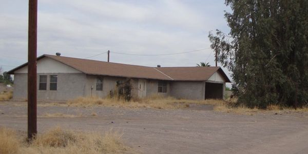 Close to the Port of Entry & in an area permissible & very desirable for commercial use.