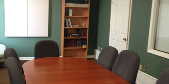 Upper Level Conference Room for Beaver Street Office Commons