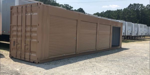 Atlantic offers containers and trailers for sale.