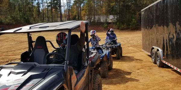 Booking an ATV couldn't be easier