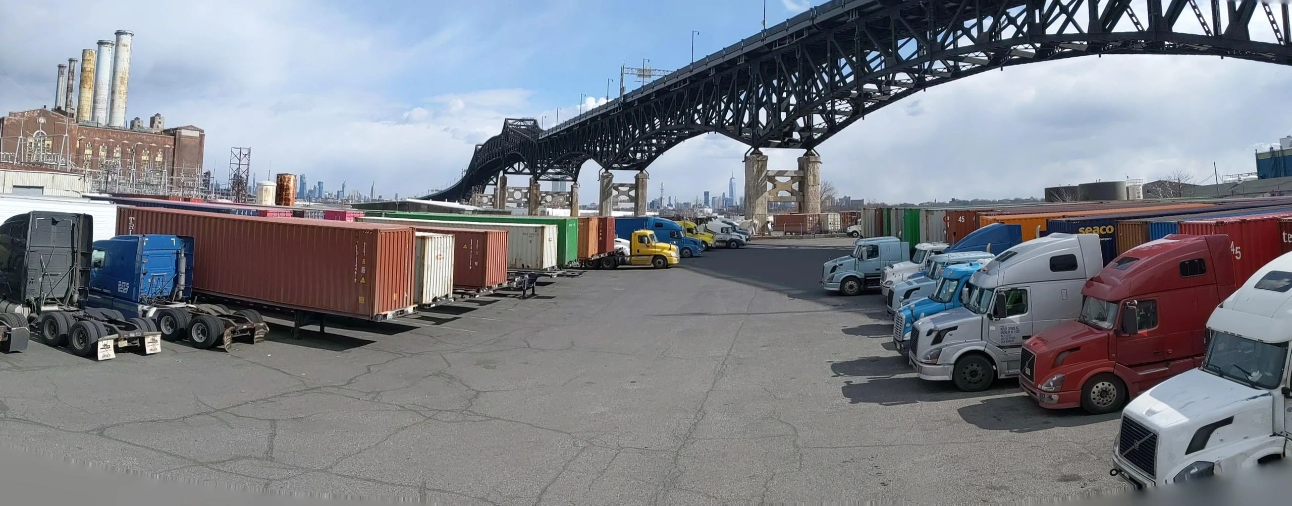 Trucking Services in NJ/NY Ports & Terminals