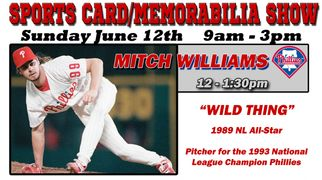 Mitch Williams, Phillies
