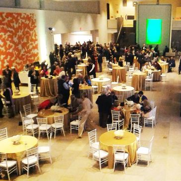 Corporate Event at Phoenix Art Museum