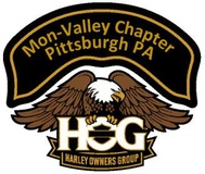 Mon Valley H.O.G. Chapter #1773  Pittsburgh Pa.