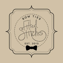 Fitted Stitches Bow Ties