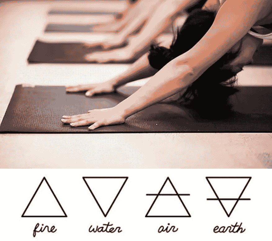 Elevate Yoga Pittsburgh classes are inspired by the elements.