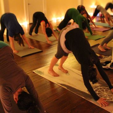 We offer variety of Hatha Mat Yoga classes, intro to yoga series, special yoga events and workshops at Elevate Yoga Pittsburgh (formerly Movement Studio Pittsburgh).