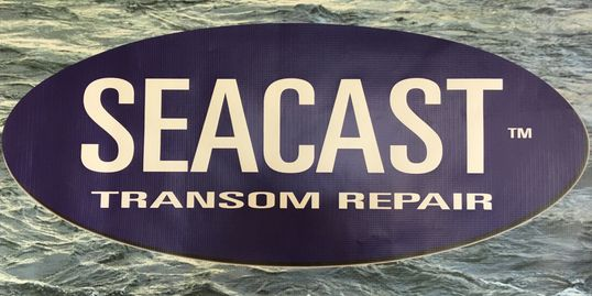 Seacast™ is a composite material that can be used for transoms, stringers, floors, etc.