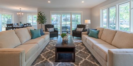 At Home Design And Staging Home Staging Interior Design