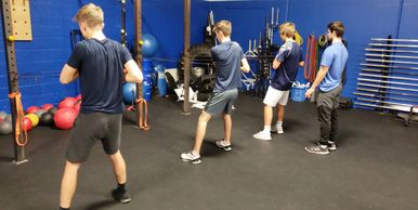 High School athlete performance training, Complete Strength gym in Lees Summit, MO