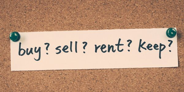 Should I buy, rent, sell or keep