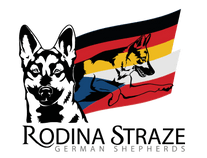 Rodina Straze German Shepherds