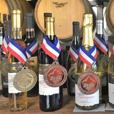 Colorado Governor's Cup awards for the best of Colorado wines!