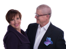 Zan Ray & Tom Collins - #powercouple and salon financial coaches