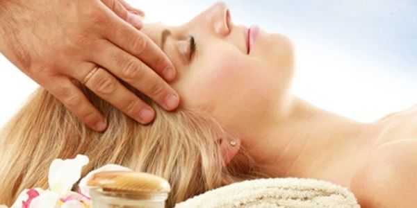 Relax and enjoy having a relaxing facial