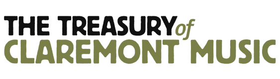 Treasury of Claremont Music