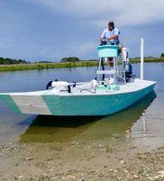 Shallow Water Skiffs - Flats Boat, Flats Skiff, Shallow Water,
