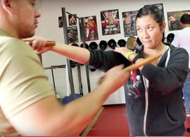 Blade defensive skills are a must.  In this course you learn how to employ a blade for self defense.