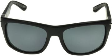 db2e24a3a93 Classic and sport-inspired matte wayfarer sunglasses for men. Lightweight  and comfortable. Easy to match with everything. Frame color  Matte black   Lens ...