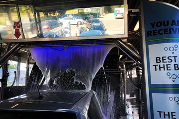Fashion Square Car Wash Best pf the Best Express Lava Shine and Tire Dressing