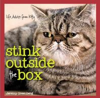Stink Outside the Box (Life Advice from Kitty)