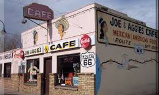Joe and Aggies Cafe is a small town, Holbrook, Arizona, favorite. This is one of the inspirations fo