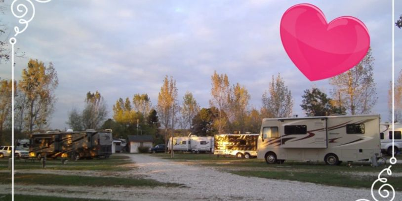 Lamlight Lane RV resort in Waynesville MO.. On Route 66 and the entrance to Ozark Mountain Country.