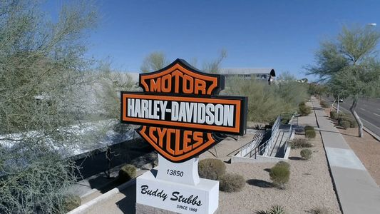 Route 66 motorcycles in Arizona starts at Buddy Stubbs Harley-Davidson. Travel Route 66 in style.