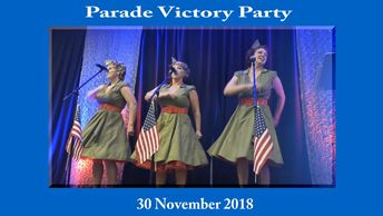Victory Party for Veterans Day Parade in Phoenix, Arizona