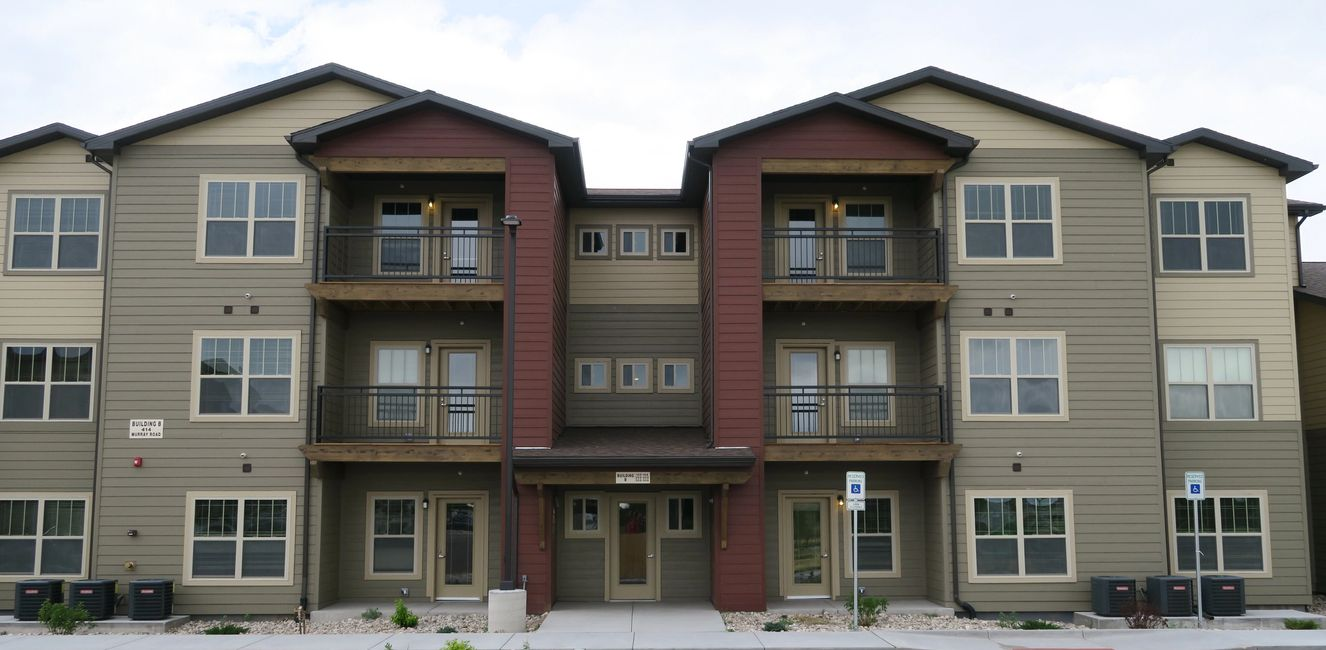 Capital Court Apartments-60 unit income restricted property located in Cheyenne, WY