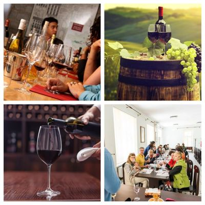 Worldwide wine enjoyed from source, at vinyards, restaurants and ranches