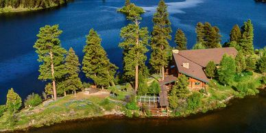 The Resort at Paws Up, Montana  luxurious resort  Blackfoot Valley