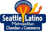 Seattle Latino Metropolitan Chamber of Commerce Logo