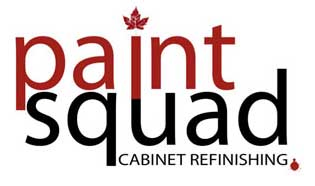 Paint Squad Cabinet Refinishing