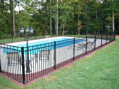 Fencing Options Norris Pools